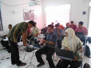 Pemantapan Belajar SIDEKEM dan Web Desa Pintar